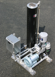 FALCO 100 blower package image